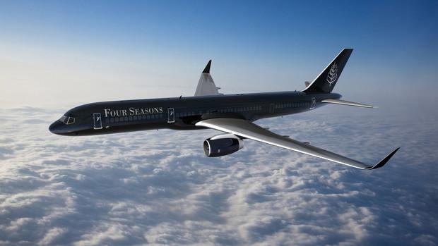 Four Seasons jet 3