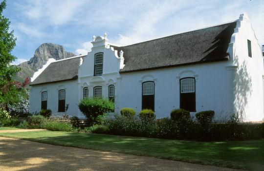 Sunway Cape dutch house