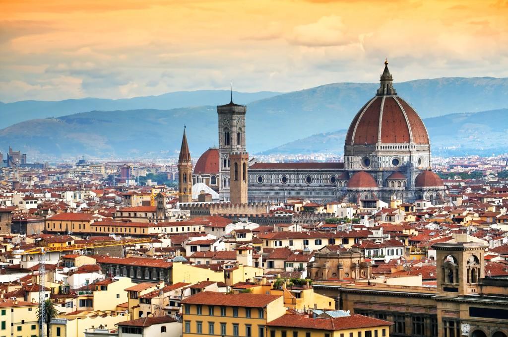 Florence-Italy-Flightsite