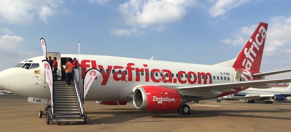 flyafrica - zimbabwe