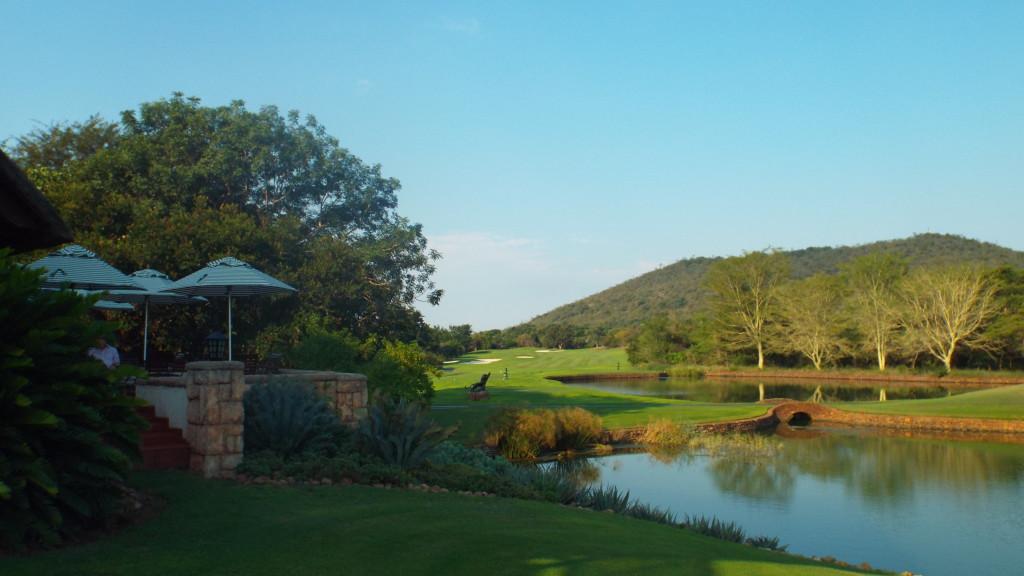 Golf safaris at leopard creek