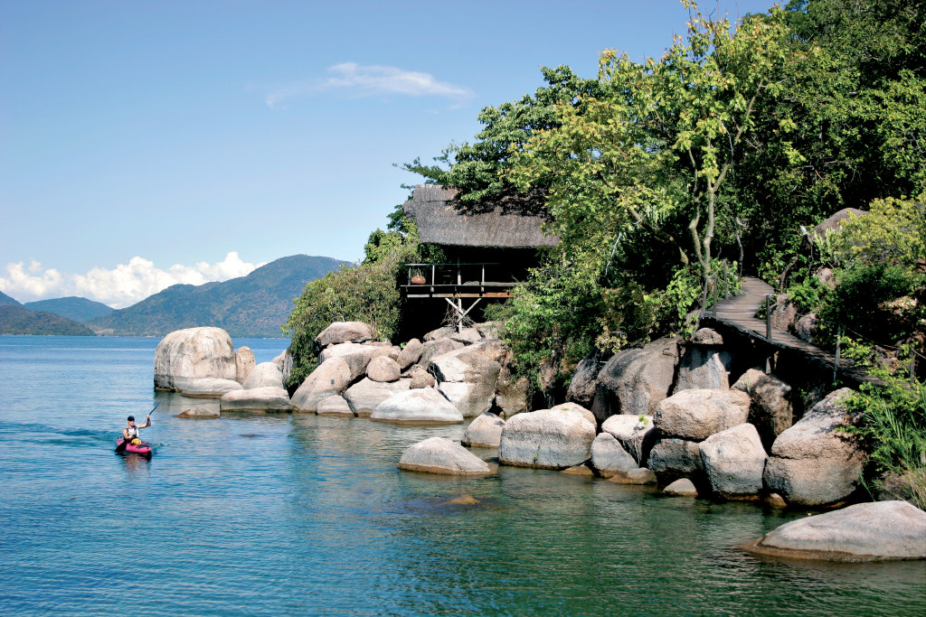 camp at mumbo island