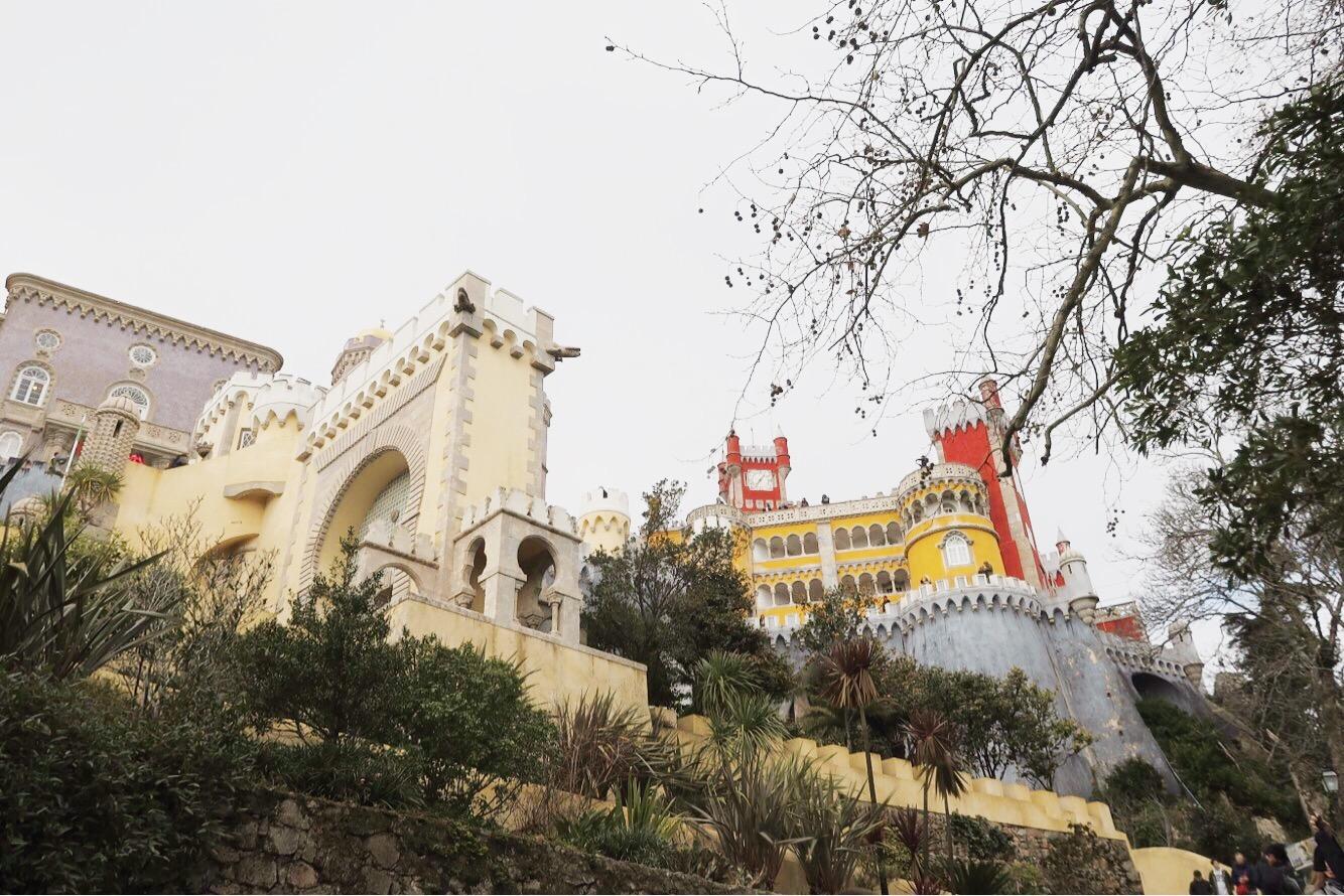 National Palace of Pena
